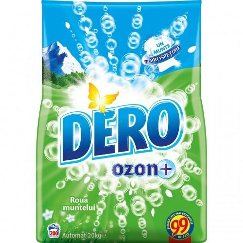 Detergent automat Dero Ozon + 20 kg 200 spalari