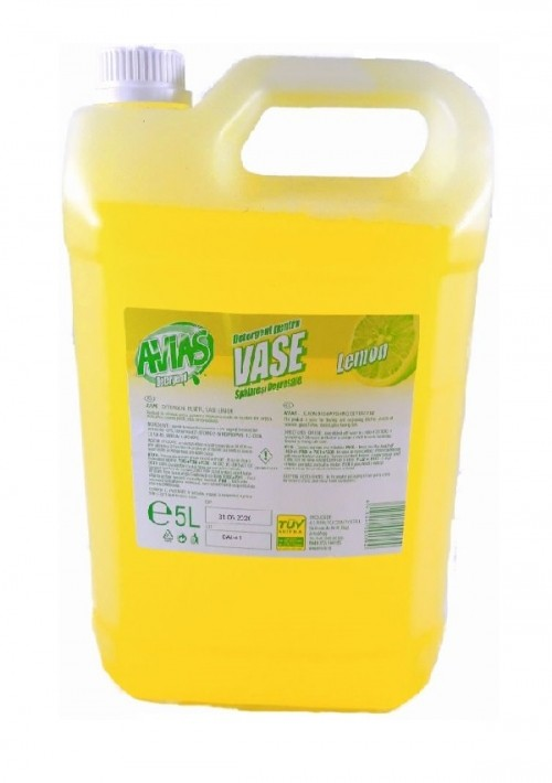 Detergent de vase lemon Avias 5 litri