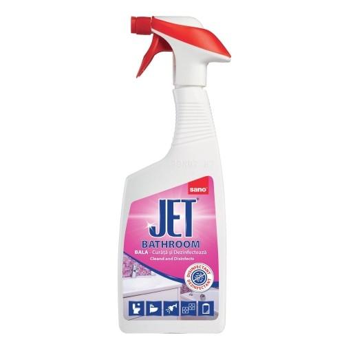 Detergent spuma pentru baie Sano Jet 750ml