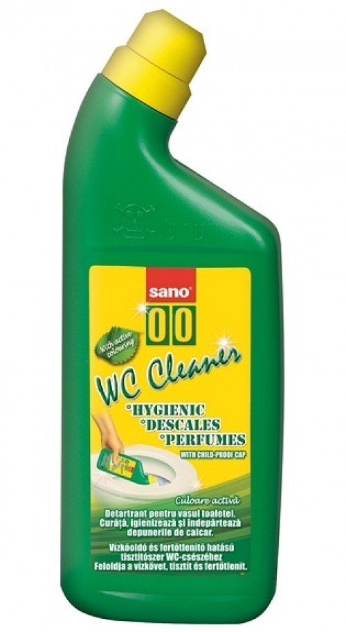Detergent toaleta Sano toilet cleaner 750 ml