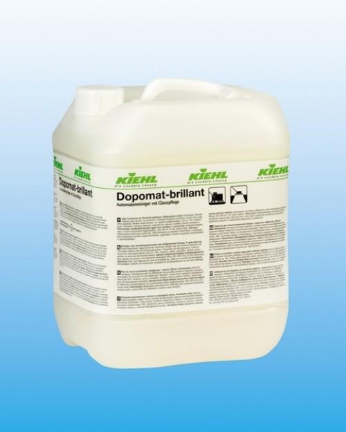 Dopomat Brilliant – Detergent de intretinere cu luciu, pentru masini de curatat