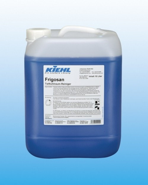 Frigosan – Detergent Kiehl  pentru camera de congelare 10 litri