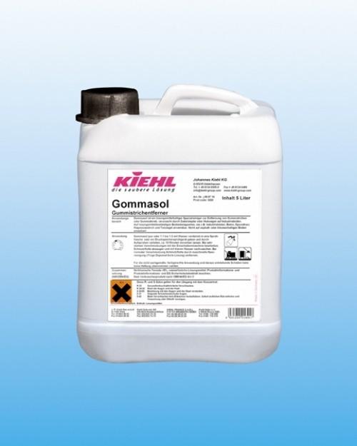Gommasol - Detergent pentru indepartarea urmelor de cauciuc de pe pavimente