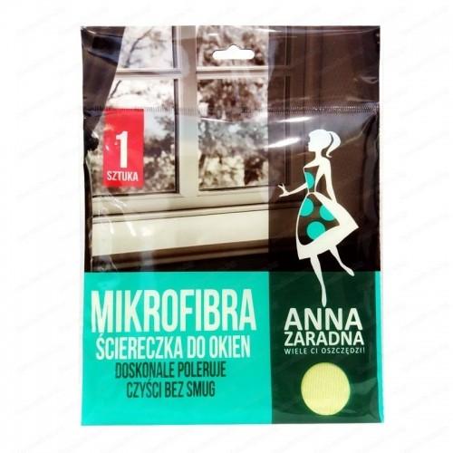 Laveta microfibra pentru geamuri Anna