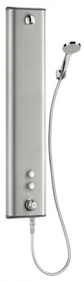 Panou de duș termostatic cu control dual cu para de dus
