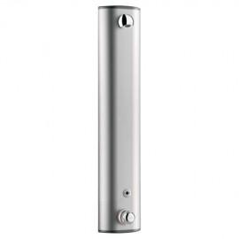 Panou electronic de duș termostatic din aluminiu