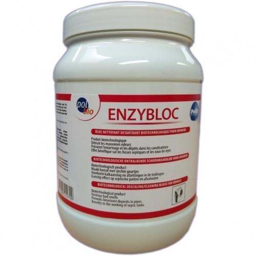 Pastile pisoar cu baterii benefice, enzime si bio-acid