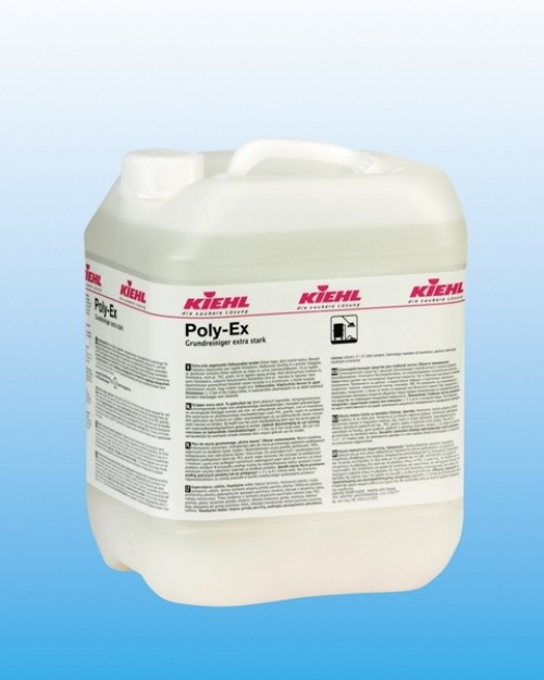 Poly Ex – Decapant extra intensiv,  foarte alcalin si spumare redusa