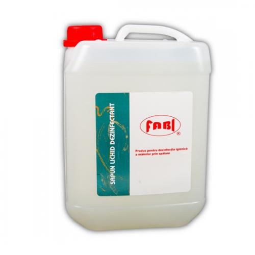 Sapun lichid antibacterian Fabi 5 litri avizat MS